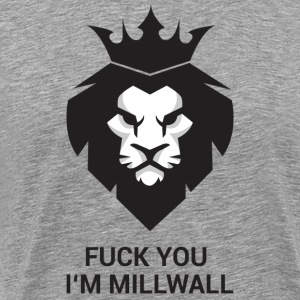 Millwall - Men's Premium T-Shirt