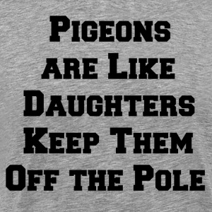 Pigeon Daughters - Men's Premium T-Shirt