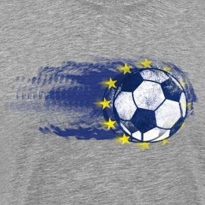 European football soccer art 2016 - Men's Premium T-Shirt
