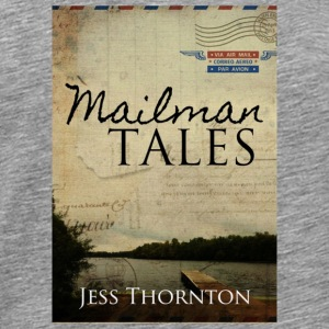 Mailman Tales cover - Men's Premium T-Shirt