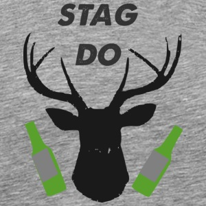 stag do - Men's Premium T-Shirt
