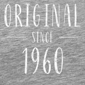 Original since 1960 distressed - Born in 1960 - Men's Premium T-Shirt