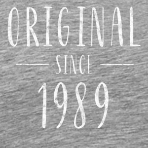 Original since 1989 distressed - Born in 1989 - Men's Premium T-Shirt
