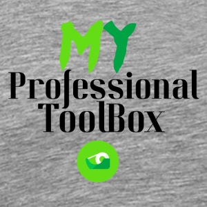 My professional toolbox - Men's Premium T-Shirt