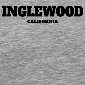 CALIFORNIA INGLEWOOD US EDITION - Men's Premium T-Shirt