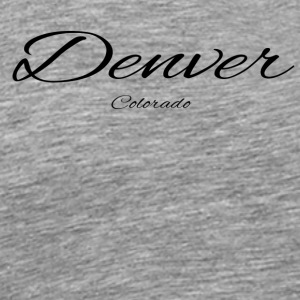 Colorado Denver US DESIGN EDITION - Men's Premium T-Shirt
