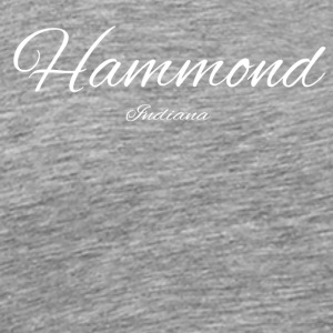 Indiana Hammond US DESIGN EDITION - Men's Premium T-Shirt