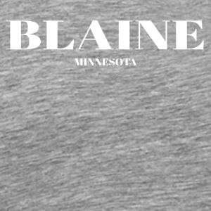 MINNESOTA BLAINE US DESIGNER EDITION - Men's Premium T-Shirt