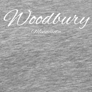 Minnesota Woodbury US DESIGN EDITION - Men's Premium T-Shirt