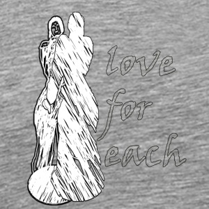 love for each - Men's Premium T-Shirt