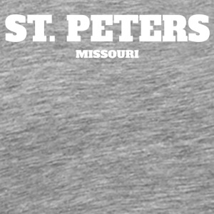 MISSOURI ST PETERS US EDITION - Men's Premium T-Shirt