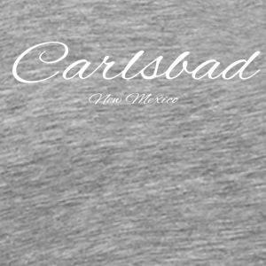 New Mexico Carlsbad US DESIGN EDITION - Men's Premium T-Shirt