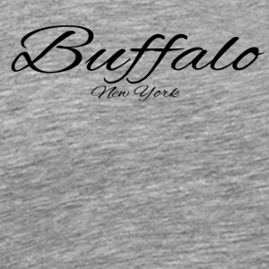 New York Buffalo US DESIGN EDITION - Men's Premium T-Shirt