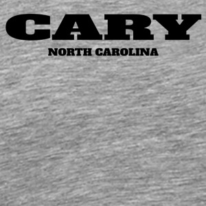 NORTH CAROLINA CARY US EDITION - Men's Premium T-Shirt