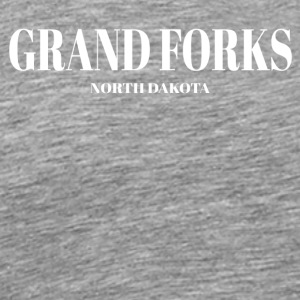 NORTH DAKOTA GRAND FORKS US DESIGNER EDITION - Men's Premium T-Shirt