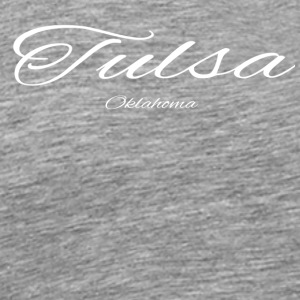 Oklahoma Tulsa US DESIGN EDITION - Men's Premium T-Shirt