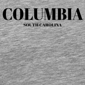 SOUTH CAROLINA COLUMBIA US DESIGNER EDITION - Men's Premium T-Shirt