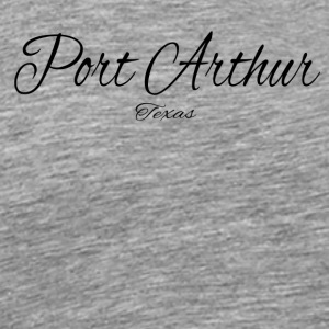 Texas Port Arthur US DESIGN EDITION - Men's Premium T-Shirt