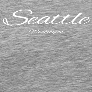 Washington Seattle US DESIGN EDITION - Men's Premium T-Shirt