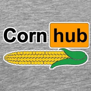 Corn Hub - Men's Premium T-Shirt