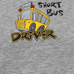 Short Bus Driver - Men's Premium T-Shirt