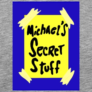 MICHAELS STUFF - Men's Premium T-Shirt