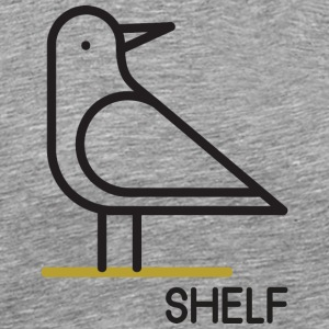 Original Shelf Yellow Tee - Men's Premium T-Shirt