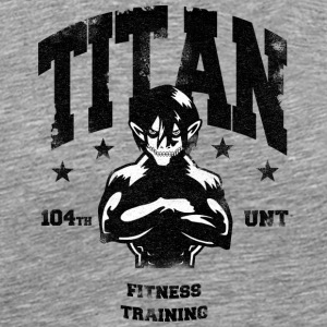 Titan Fitness - Men's Premium T-Shirt