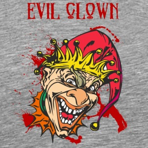 EVIL_CLOWN_7_bloody - Men's Premium T-Shirt