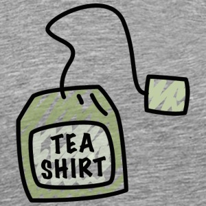 Tea Shirt T Shirt - Men's Premium T-Shirt