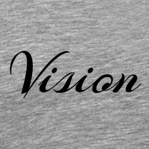 Vision Basic Design - Men's Premium T-Shirt