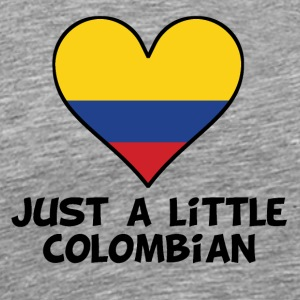 Just A Little Colombian - Men's Premium T-Shirt