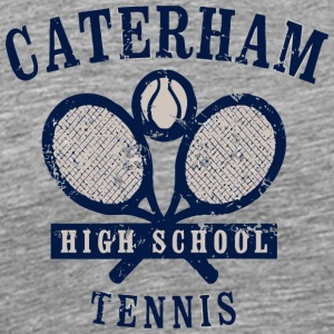 CATERHAM HIGH SCHOOL TENNIS - Men's Premium T-Shirt