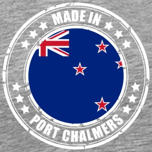 MADE IN PORT CHALMERS - Men's Premium T-Shirt