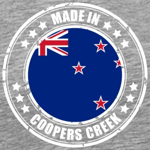 MADE IN COOPERS CREEK - Men's Premium T-Shirt