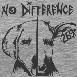 NO DIFFERENT - Men's Premium T-Shirt