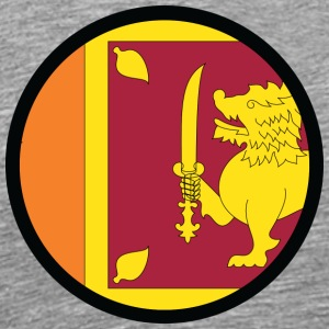 Under The Sign Of Sri Lanka - Men's Premium T-Shirt