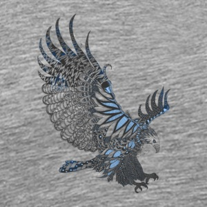 Flight eagle - Men's Premium T-Shirt