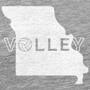 Volleyball Players of Missouri - Men's Premium T-Shirt