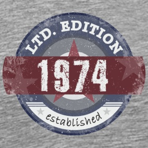 Limited Edition 1974 - Men's Premium T-Shirt