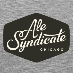 alesyndicate - Men's Premium T-Shirt