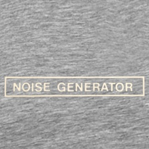 Noise Generator (kids) - Men's Premium T-Shirt