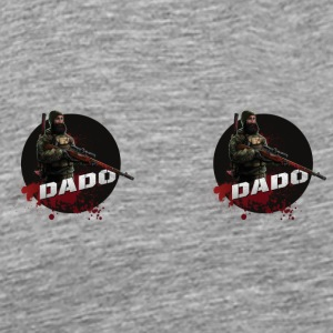 Dado Art Mug - Men's Premium T-Shirt