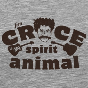 Jim Croce is My Spirit Animal - Men's Premium T-Shirt