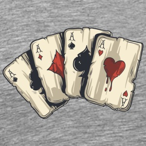 gaming_cards - Men's Premium T-Shirt