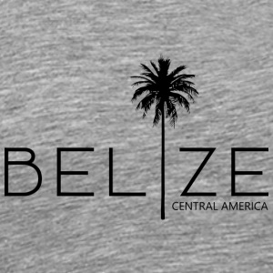 Belize Palm - Men's Premium T-Shirt