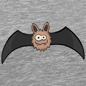 little cute cartoon bat gothic lover - Men's Premium T-Shirt