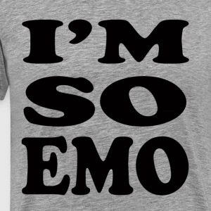 I'M So Emo - Men's Premium T-Shirt