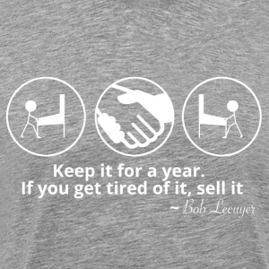 Keep it for a year - Men's Premium T-Shirt