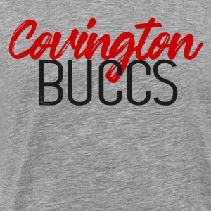 Covington Buccs - Men's Premium T-Shirt